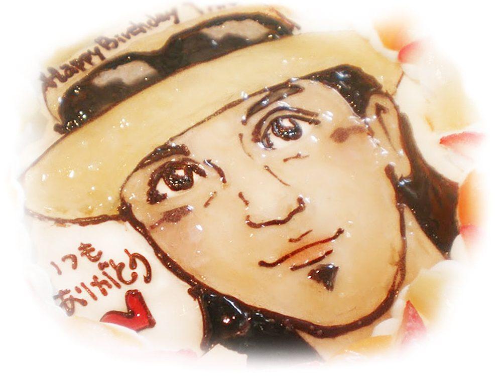 誕生日ケーキ オーダー 魔法のバースデーケーキ-1