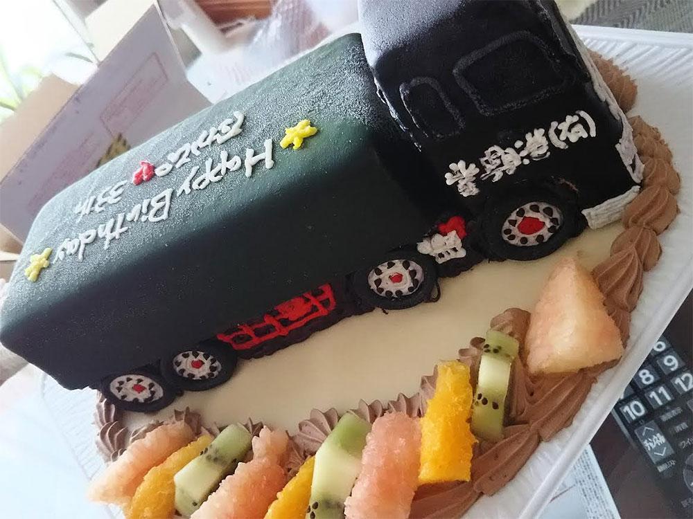 ケーキ トラック