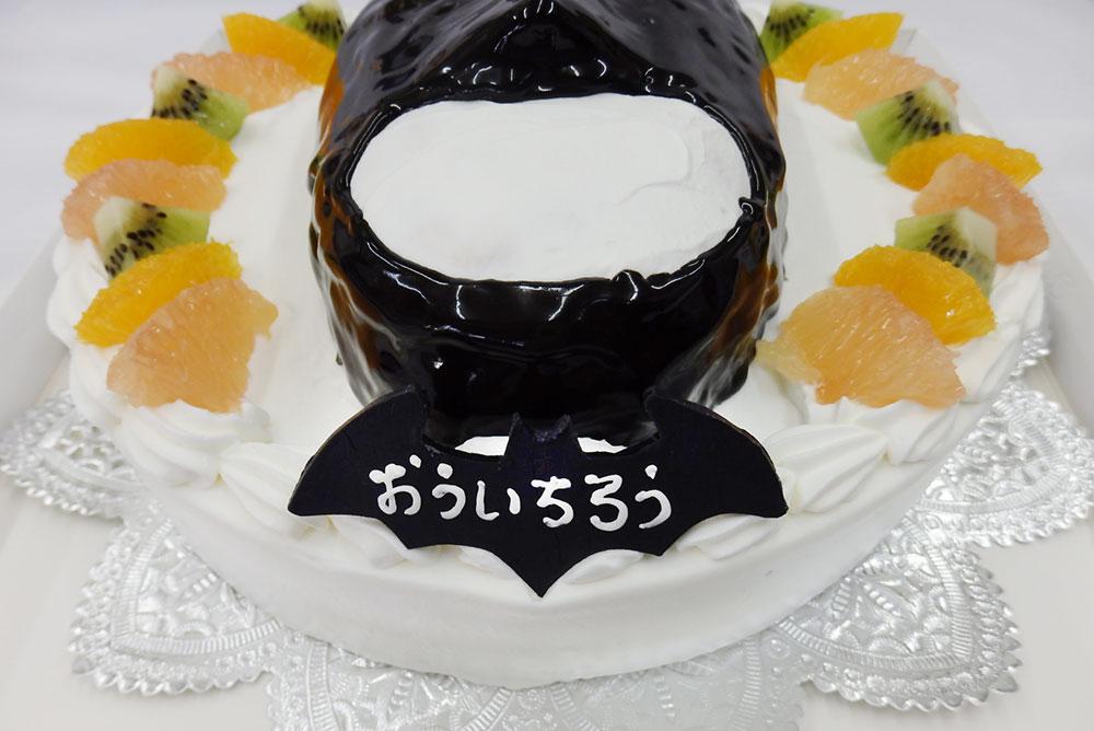 バースデーケーキ バットマン