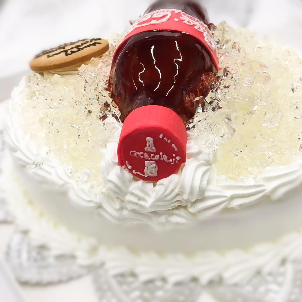 コカ・コーラ3D超立体ケーキ-1-3