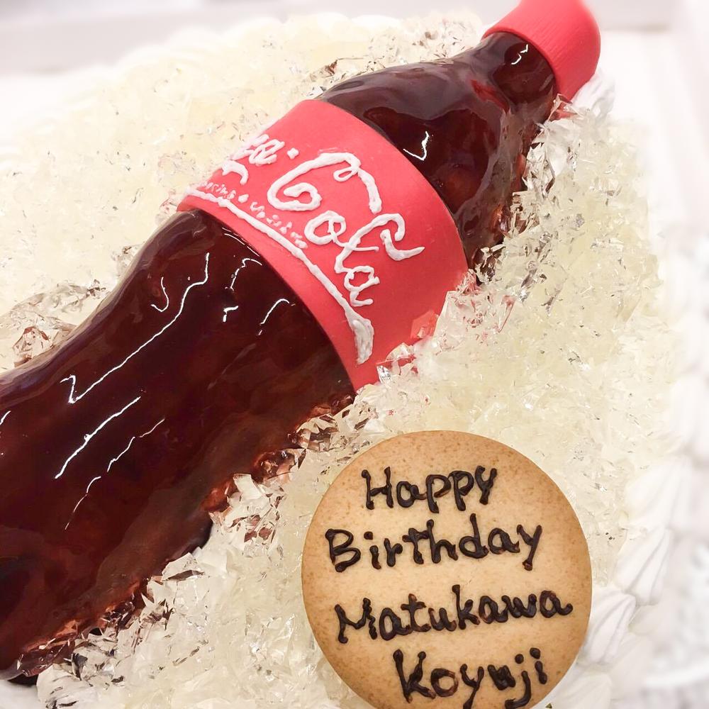 コカ・コーラ3D超立体ケーキ-1-6
