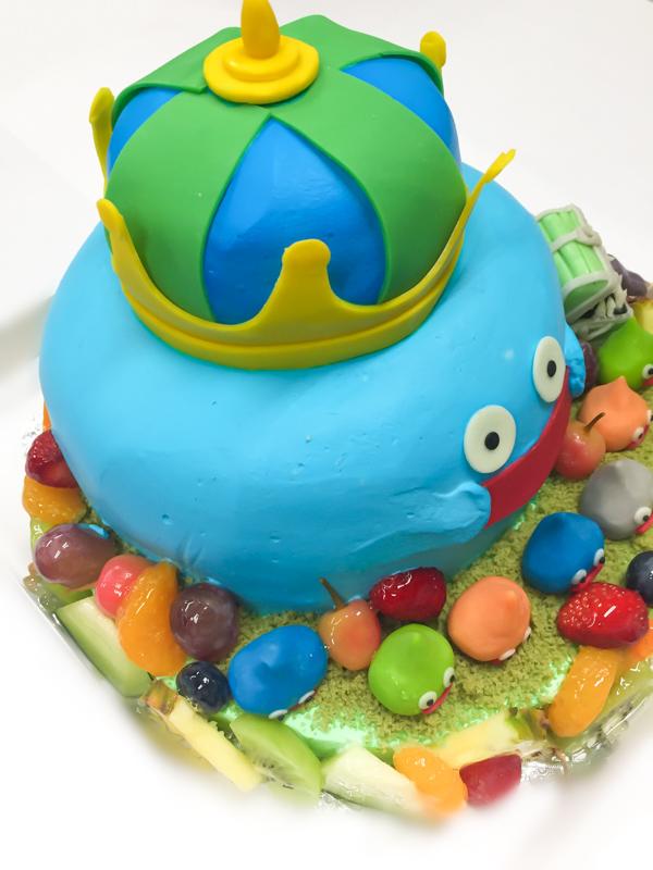 ドラゴンクエストケーキ