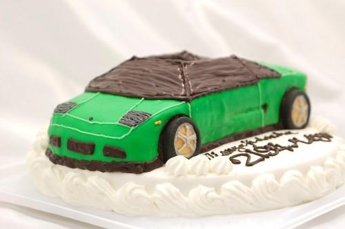 誕生日ケーキの魔法のバースデーケーキ