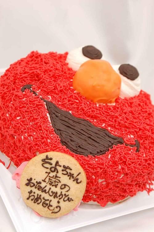 キャラクター立体ケーキ