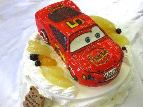 カーズ・バースデーケーキ