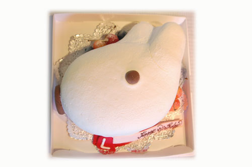 リサのバースデーケーキ