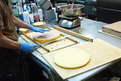 ケーキの作り方2