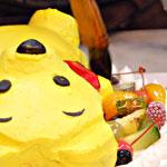 キャラクターケーキ作り方6