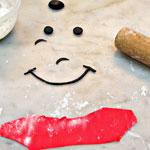キャラクターケーキ作り方5