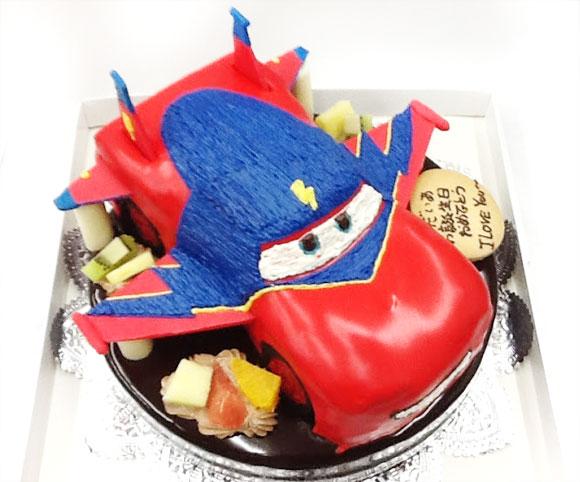 カーズのお誕生日ケーキ
