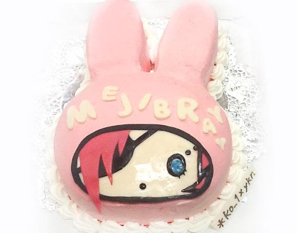 恋メロ ケーキ