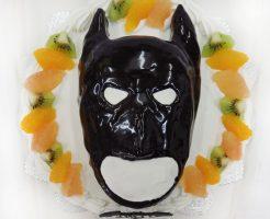 バットマン3D超立体ケーキ