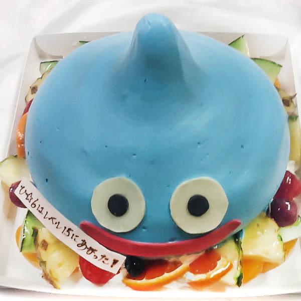 スライム 立体ケーキ
