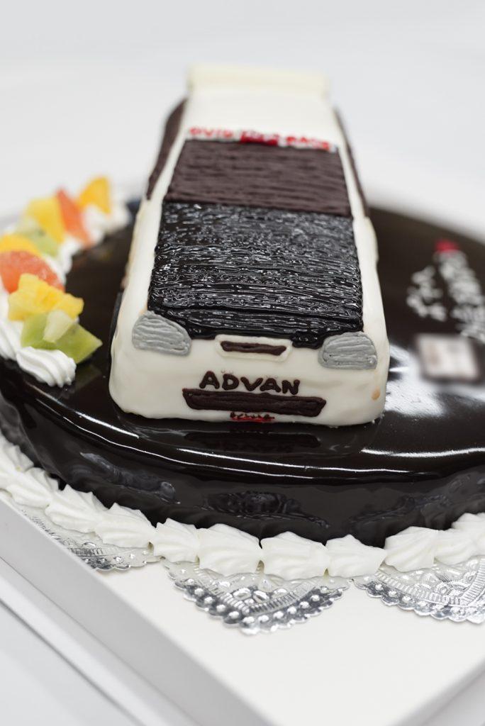車のケーキ シビックタイプR20180319