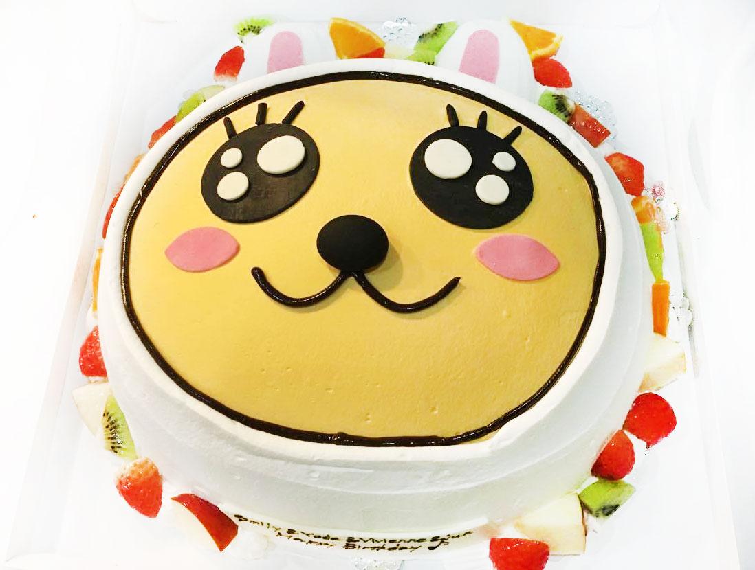 キャラクター 立体ケーキ オーダー