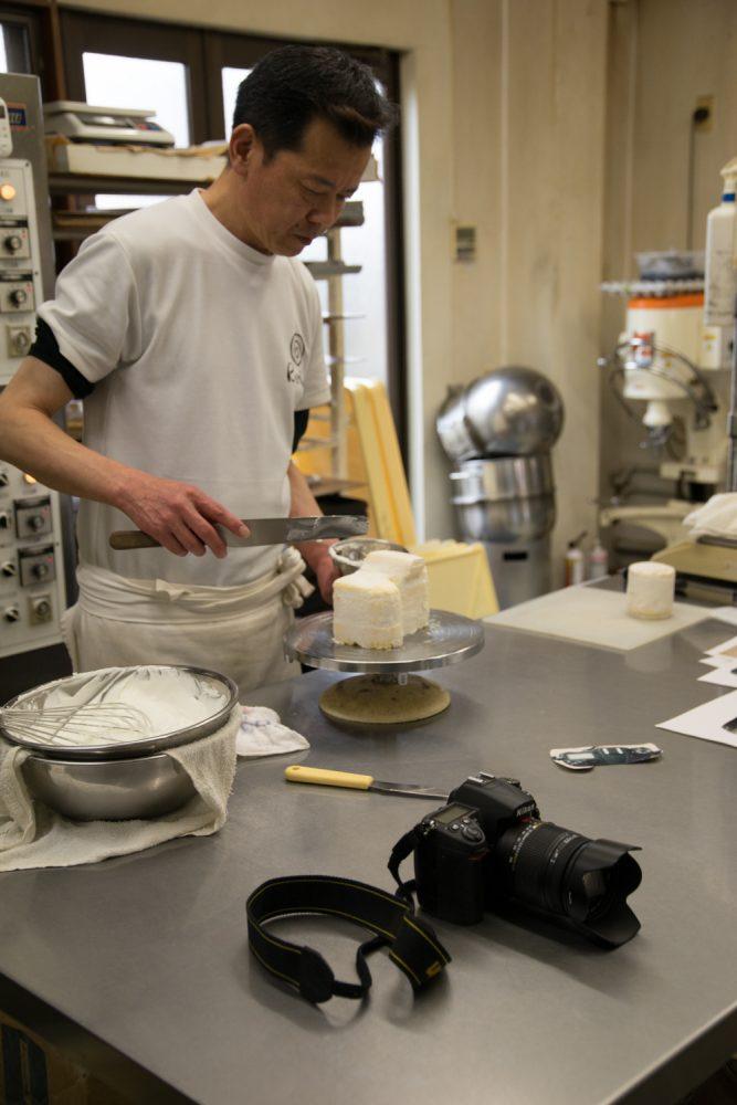 カメラの3Dケーキ-43