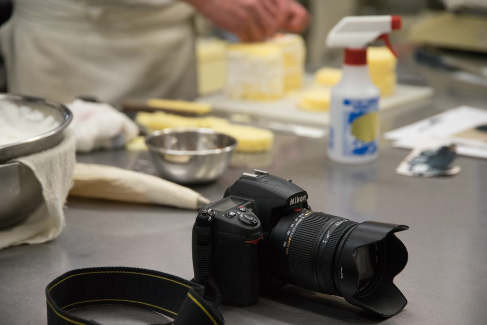 カメラの3Dケーキ-19