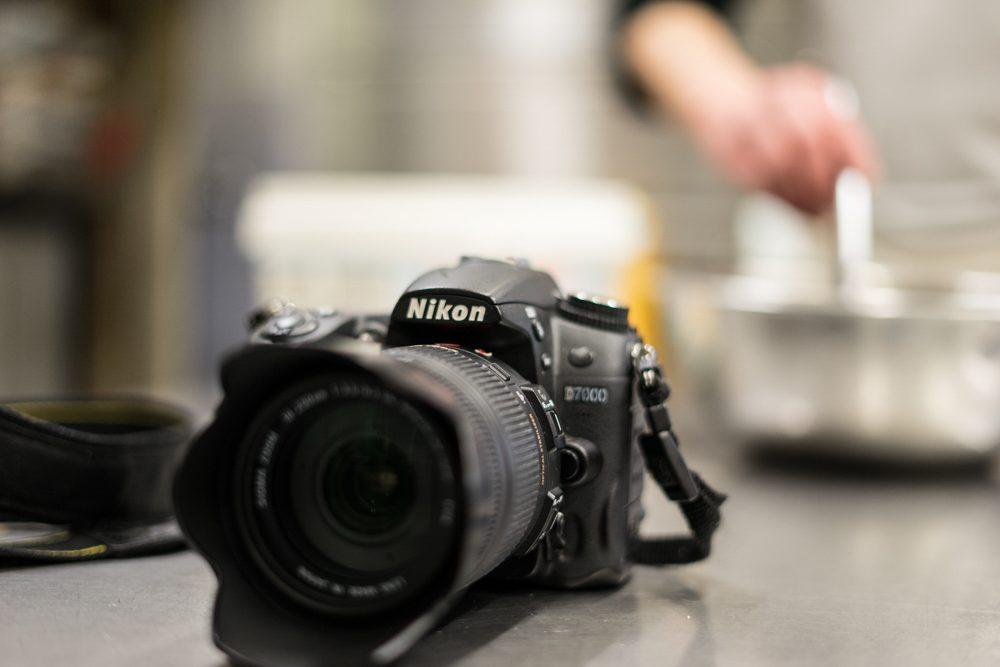 カメラの3Dケーキ作り方2