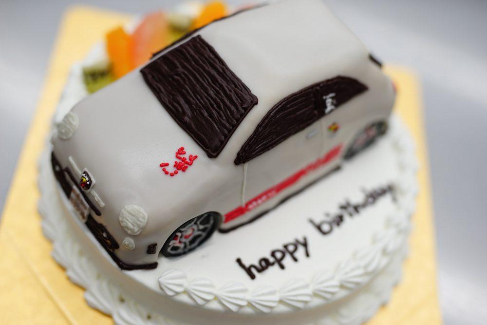 3Dケーキ アバルト-10