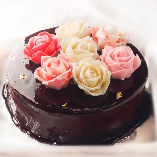 バラのケーキ-1-6