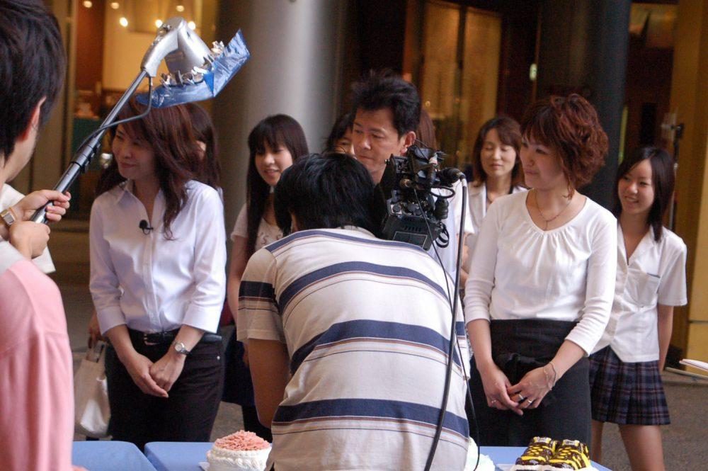 今日感テレビ出演 魔法のバースデーケーキ11