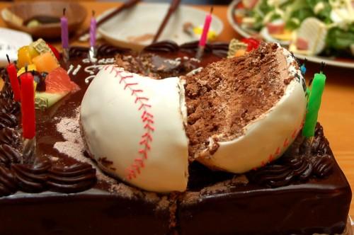 立体ケーキ