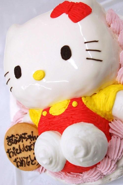 キティ ケーキ