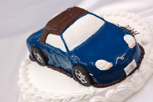 超立体ケーキ