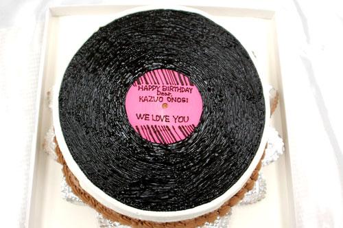 ケーキ・レコード