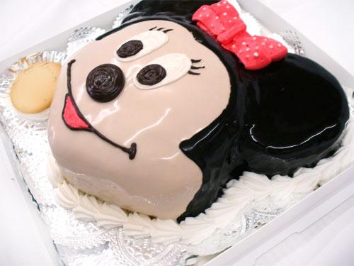 ミニー ケーキ