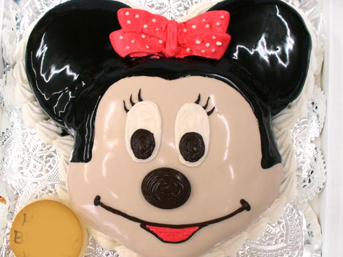 ミニーマウス オーダーケーキ