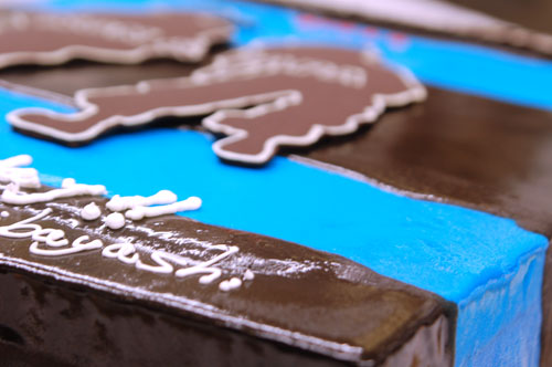 イベントケーキ イラスト