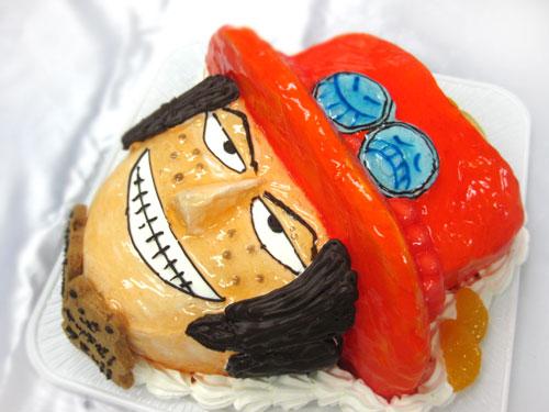 エース バースデーケーキ