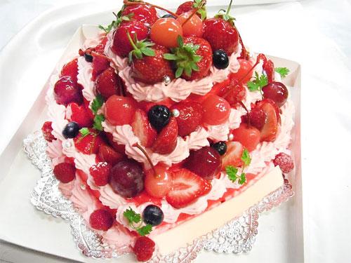 オーダーケーキ バースデー