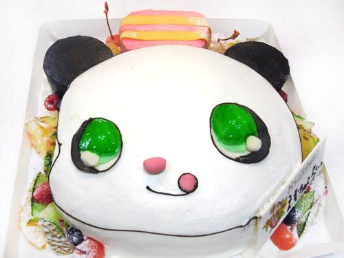 キャラクター 立体ケーキ
