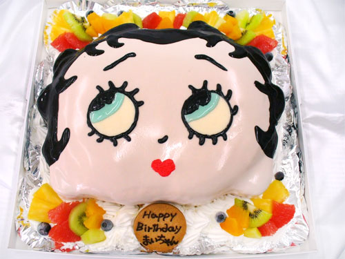 ベティちゃん ケーキ