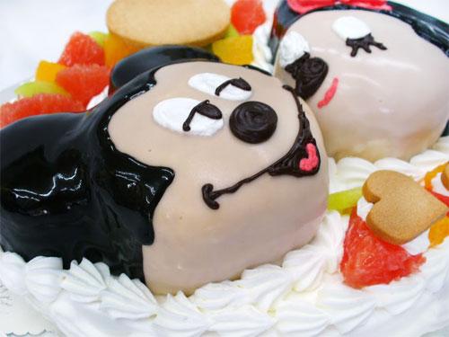 ミッキーマウス誕生日ケーキ