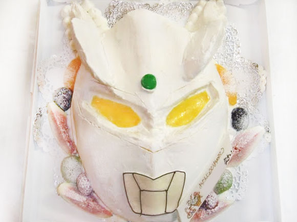 ウルトラマン ケーキ