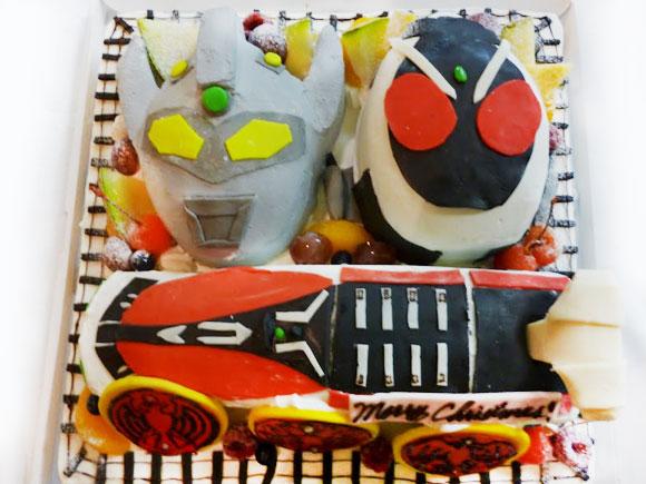 キャラクター 3Dケーキ