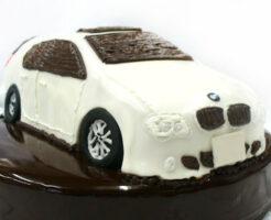 車のケーキ-BMW