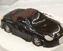 車のケーキ ポルシェ