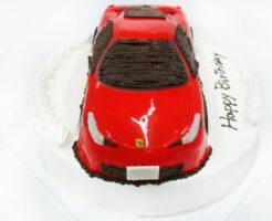 フェラーリのケーキ