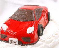 フェラーリ ケーキ