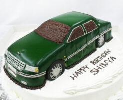 車のケーキ キャデラック