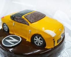 車 ケーキ