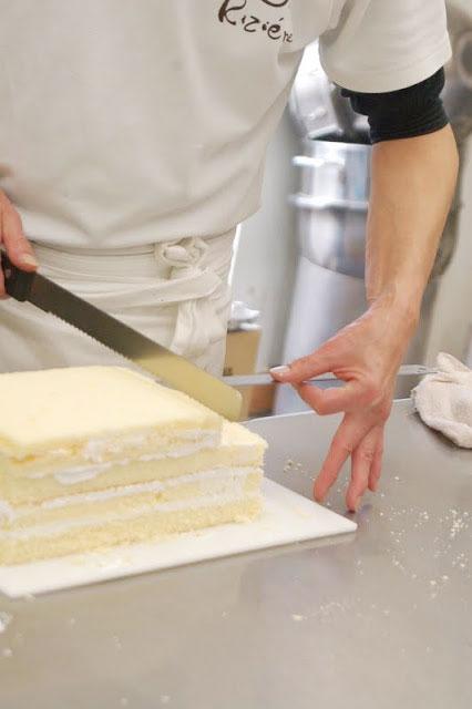 オーダーケーキ制作