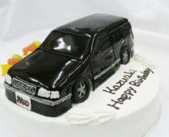 車のケーキ ボルボ