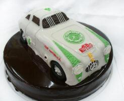 車のケーキ ベンツ300SL