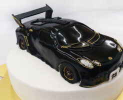 車のケーキ ロータスエキシージ