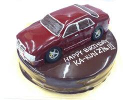 車のケーキ シーマ 誕生日